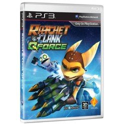 ���� sony playstation 3 ratchel clank q-force (3d)
