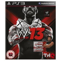 игра для ps3 sony wwe 2013 + dirt showdown