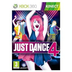 игра для xbox360 microsoft kinect just dance 4 + outland + from dust + beyong good & evil hd