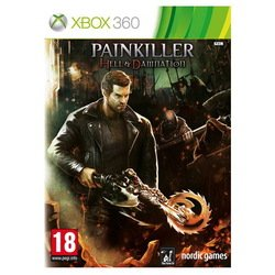 игра для xbox360 painkiller: hell & damnation