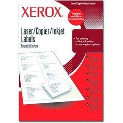 Универсальные этикетки Xerox белые/А4/38.1*21.2 мм/100 листов