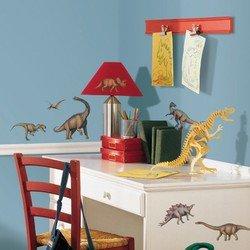 Наклейки RoomMates RMK1043SCS Динозавры