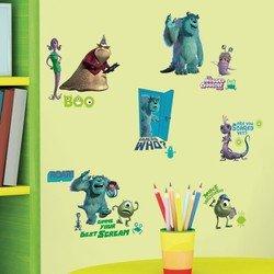 Наклейки RoomMates RMK2010SCS Disney Монстры
