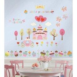 Наклейки RoomMates RMK1605SCS Замок из сладостей