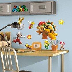 Наклейки RoomMates 673SCS Nintendo Супер Марио