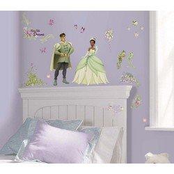 Наклейки RoomMates RMK1423SCS Disney Принцессы с 3D бабочками