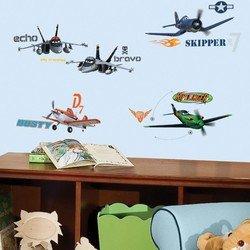 Наклейки RoomMates RMK2140SCS Disney Самолеты