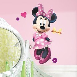 Наклейки RoomMates RMK2008GM Disney Минни Маус