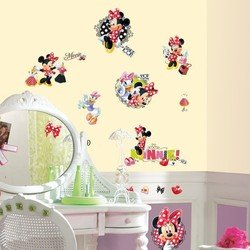 Наклейки RoomMates RMK2121SCS Disney Минни Маус