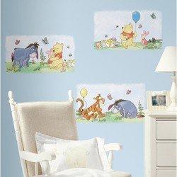 Наклейки RoomMates RMK1637SCS Disney Винни Пух