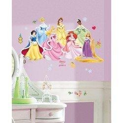 Наклейки RoomMates RMK1844SCS Disney Принцессы