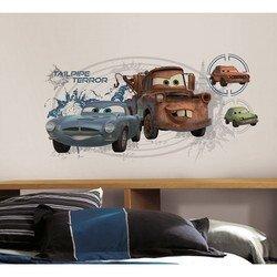 Наклейки RoomMates RMK1755FLT Disney Тачки (расшир. Реальность)