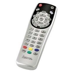 Универсальный пульт Hama H-40081 дистанционного управления ТВ серебристый