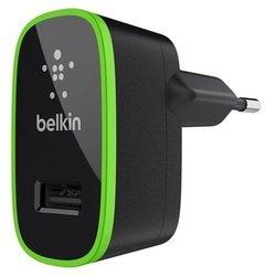 Сетевое зарядное устройство 2,1A (Belkin F8J052cwBLK) (черный)