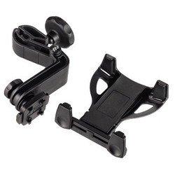 Универсальный автомобильный держатель для устройств размером от 12 до 22,5 см (Hama 00093793) (черный)