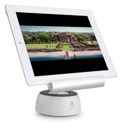 Универсальная подставка-держатель для планшетных компьютеров (GGMM BL-610) (белый)