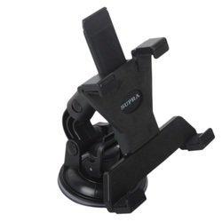 """Универсальный автомобильный держатель для устройств от 7"""" до 8"""" (SUPRA SHT-51) (черный)"""