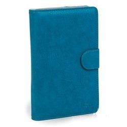 """Универсальный чехол-книжка для планшетов 10.1"""" (Riva 3017) (голубой)"""