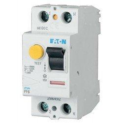 ��� EATON/Moeller (286500) PF6-63/2/003 - 25/0.03� /230� /1P+N /4.5�� (��� ��)