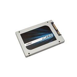 """Твердотельный накопитель SSD Crucial M550 256 Gb, 2.5"""", SATA III (CT256M550SSD1)"""