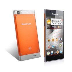Lenovo K900 16Gb (оранжевый) :