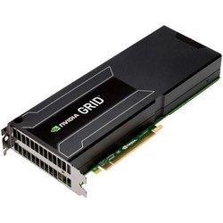 Профессиональная видеокарта PNY nVidia GRID K1 (16Gb, GDDR3, 4*GK107, GPU computing card, 384 bit) (Bulk)