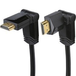 ��������� ������ hdmi (m) - hdmi (m) 1.5 � (hama high speed ethernet 00122110) (������)