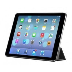 �����-��������� ��� apple ipad air (ultra cover deppa) (������) + �������� ������