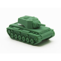 USB-флэш накопитель Kingston World Of Tanks КВ-1 32GB (DT-TANK/32GB) (зеленый)