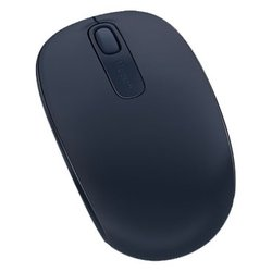 microsoft wireless mobile mouse 1850 u7z-00014 dark blue usb