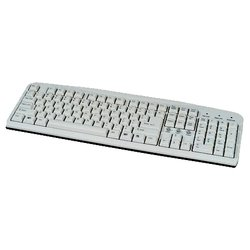 D-computer KB-1807 White PS/2