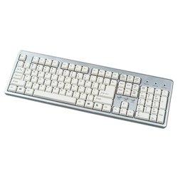 D-computer KB-1607 Silver PS/2