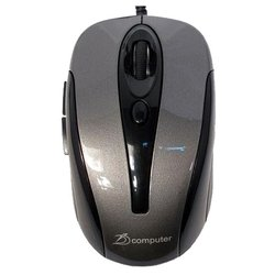 d-computer mo-085 black-brown usb