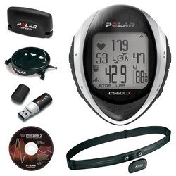 ������� ���������� ����� Polar CS600X GPS