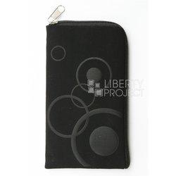 Универсальный чехол-футляр для телефонов (CD001616) (черный)