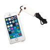 Чехол со шнурком на шею для Apple iPhone 5, 5S, SE (R0000423) (белый) - Чехол для телефонаЧехлы для мобильных телефонов<br>Плотно облегает корпус и гарантирует надежную защиту от царапин и потертостей.<br>