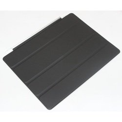 чехол-книжка для apple ipad 2, ipad 3 new, ipad 4 (smart cover mc939ll/a) (черный)