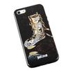 Силиконовый чехол-накладка для Apple iPhone 5, 5S, SE (R0002626) (Супер носок) - Чехол для телефонаЧехлы для мобильных телефонов<br>Плотно облегает корпус и гарантирует надежную защиту от царапин и потертостей.<br>