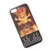 Чехол-накладка для Apple iPhone 5, 5S, SE (R0002422) (Череп императора) - Чехол для телефонаЧехлы для мобильных телефонов<br>Чехол светится при звонке, а так же гарантирует надежную защиту от царапин и потертостей.<br>