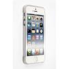 Чехол для Apple iPhone 5, 5S, SE (CD126405) (прозрачный/белый) - Чехол для телефонаЧехлы для мобильных телефонов<br>Ультратонкий чехол состоящий из двух частей, передней и задней.<br>