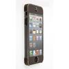 Чехол для Apple iPhone 5, 5S, SE (CD126406) (черный) - Чехол для телефонаЧехлы для мобильных телефонов<br>Ультратонкий чехол состоящий из двух частей, передней и задней.<br>