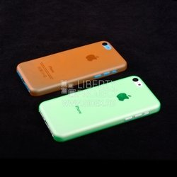 �����-�������� ��� apple iphone 5c (ilavie) (���������/�������) (2 ��.)