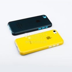 �����-�������� ��� apple iphone 5c (ilavie) (������/������) (2 ��.)
