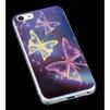 Чехол-накладка для Apple iPhone 5C (R0000524) (Бабочки) - Чехол для телефонаЧехлы для мобильных телефонов<br>Плотно облегает корпус и гарантирует надежную защиту от царапин и потертостей.<br>