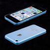 Чехол-накладка для Apple iPhone 5C (R0000620) (белый) - Чехол для телефонаЧехлы для мобильных телефонов<br>Плотно облегает корпус и гарантирует надежную защиту от царапин и потертостей.<br>
