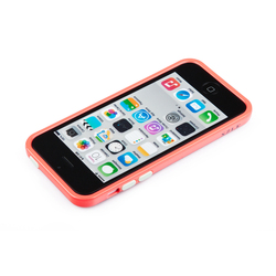 бампер для apple iphone 5c (r0000299) (розовый)