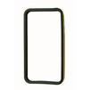 Бампер для Apple iPhone 4, 4S (CD020357) (желтый/черный) - Чехол для телефонаЧехлы для мобильных телефонов<br>Плотно облегает корпус и гарантирует надежную защиту от царапин и потертостей.<br>
