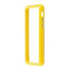 Бампер для Apple iPhone 5C (R0000996) (желтый) - Чехол для телефонаЧехлы для мобильных телефонов<br>Плотно облегает корпус и гарантирует надежную защиту от царапин и потертостей.<br>