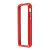Бампер для Apple iPhone 5C (R0001002) (красный) - Чехол для телефонаЧехлы для мобильных телефонов<br>Плотно облегает корпус и гарантирует надежную защиту от царапин и потертостей.<br>