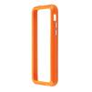 Бампер для Apple iPhone 5C (R0001002) (оранжевый) - Чехол для телефонаЧехлы для мобильных телефонов<br>Плотно облегает корпус и гарантирует надежную защиту от царапин и потертостей.<br>